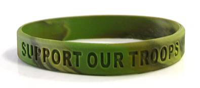 Support Our Troops Support Troops Bracelets Amp Pins